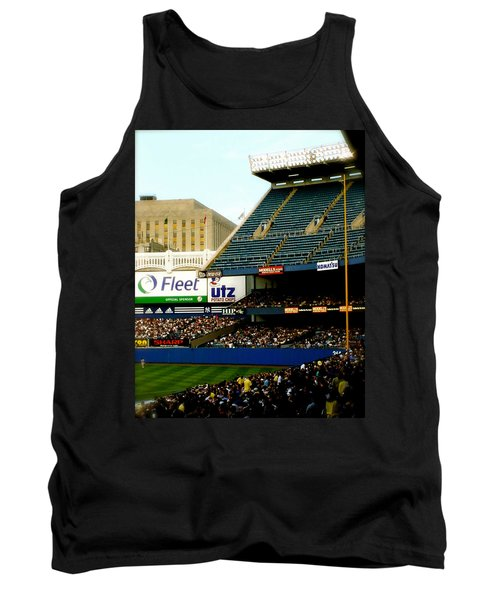 Upper Deck  The Yankee Stadium Tank Top