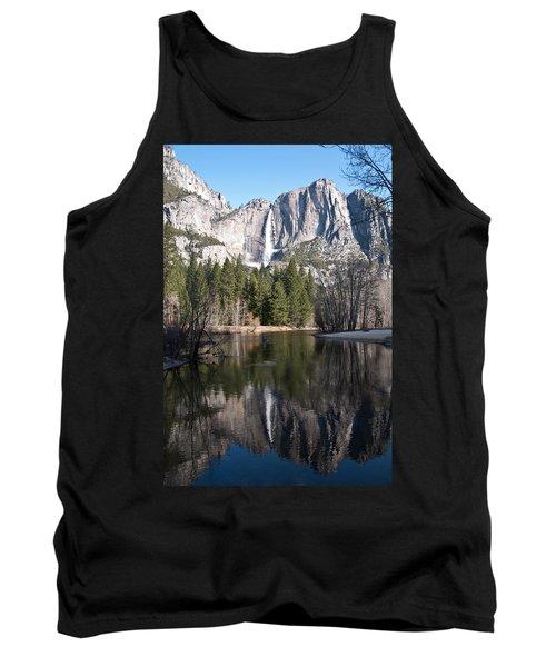 Upper Yosemite Fall Tank Top