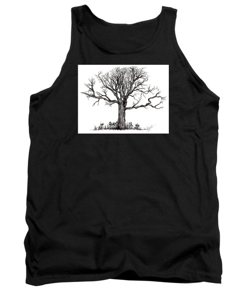 Uprooted Tank Top