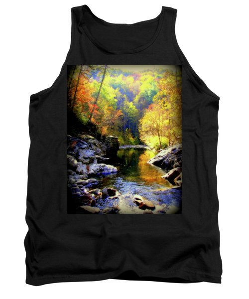 Upstream Tank Top by Karen Wiles