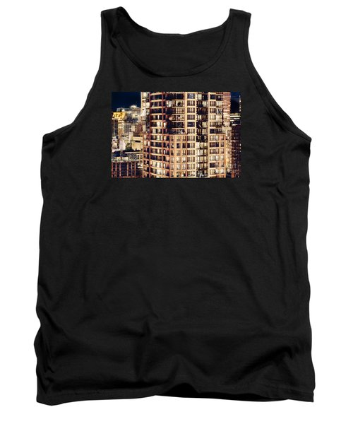 Tank Top featuring the photograph Urban Living Dclxxiv By Amyn Nasser by Amyn Nasser