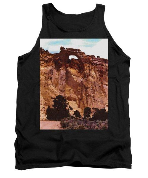 Utah Arch Tank Top
