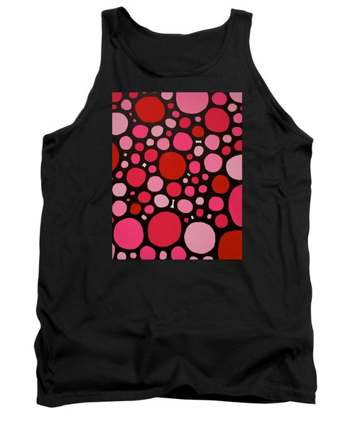 Valentines Day Tank Top by Jeff Gater