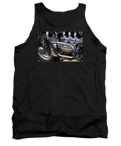 Valkyrie 1 Tank Top by Wendy Wilton