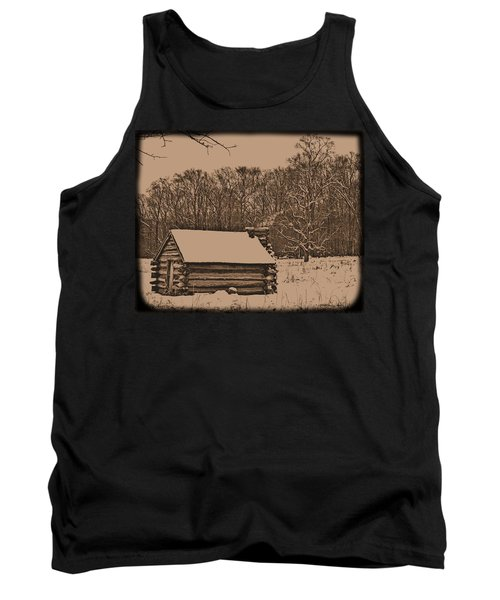 Valley Forge Winter 1 Tank Top