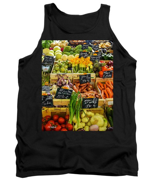 Veg At Marche Provencal Tank Top