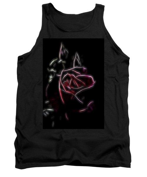 Velvet Rose 2 Tank Top