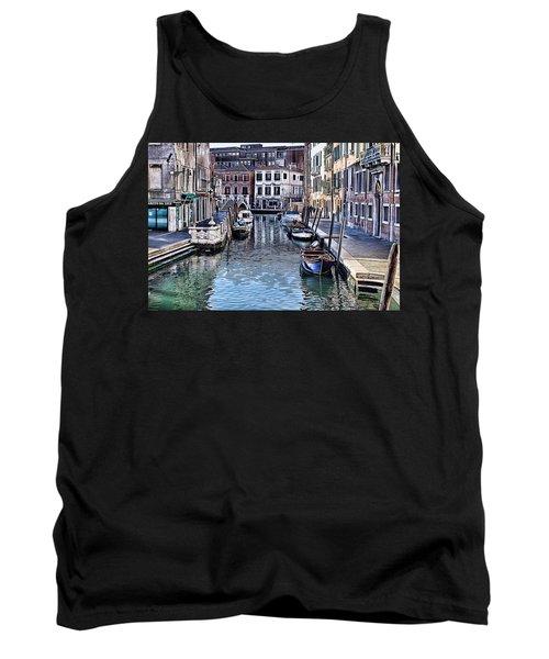 Venice Italy Iv Tank Top