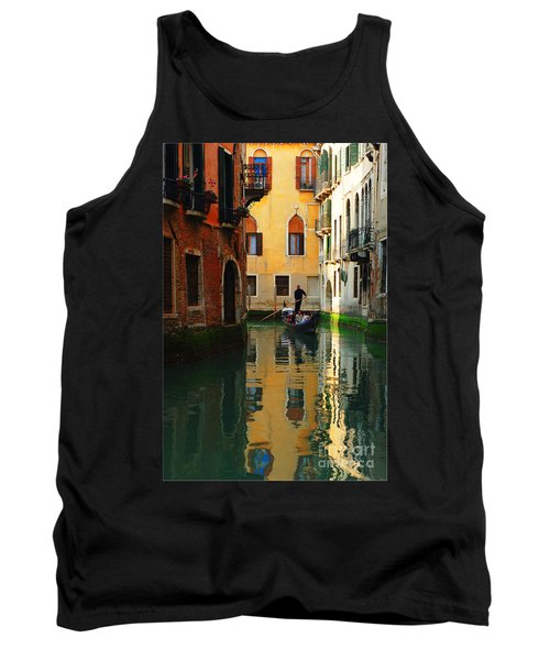 Venice Reflections Tank Top