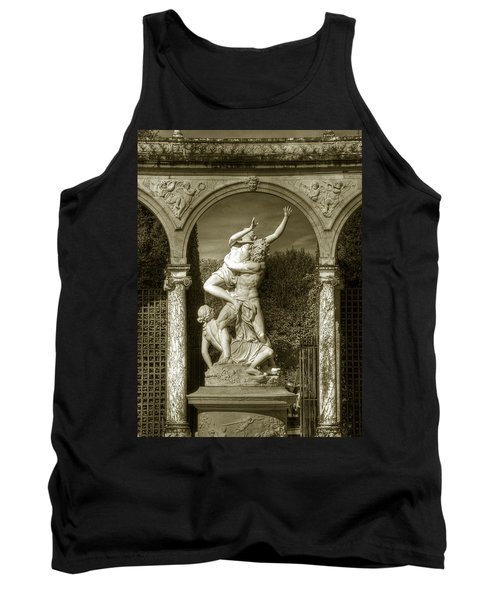 Versailles Colonnade And Sculpture Tank Top
