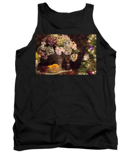 Victorian Christmas Tank Top