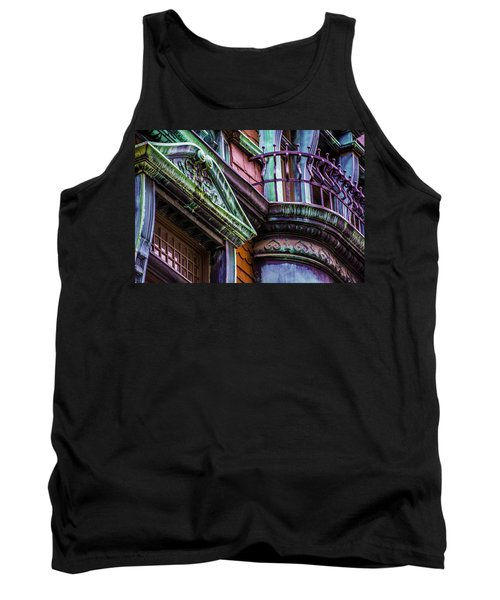 Victorian Color Tank Top