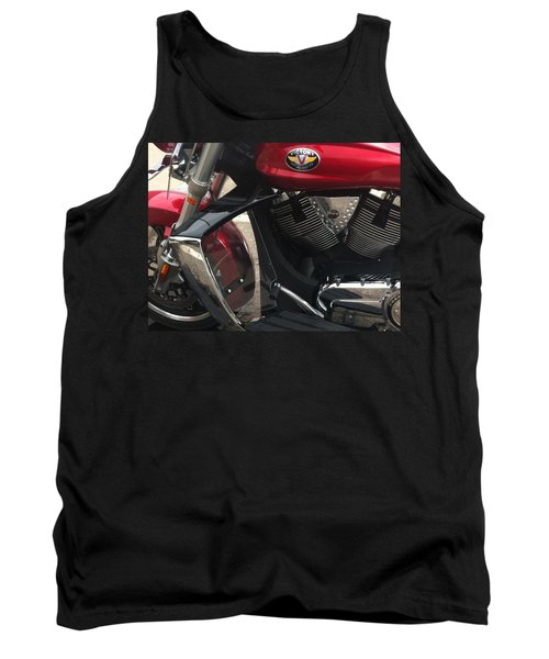 Victory Cycle Tank Top