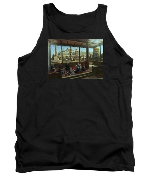 View From Egypt Tank Top