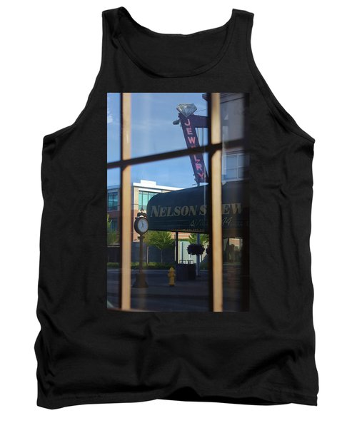 View From The Window Auburn Washington Tank Top