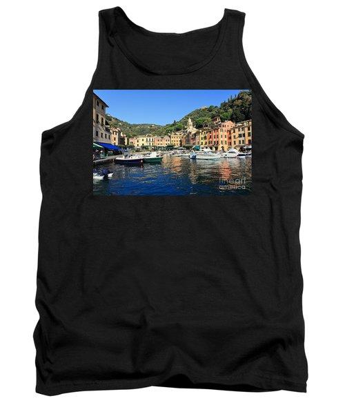 view in Portofino Tank Top by Antonio Scarpi