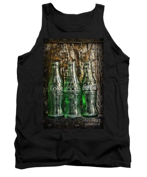 Vintage Coke Bottles Tank Top