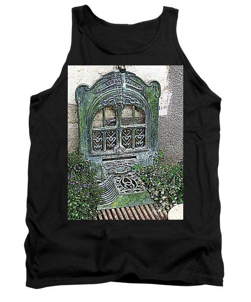 Vintage Garden Grate Tank Top