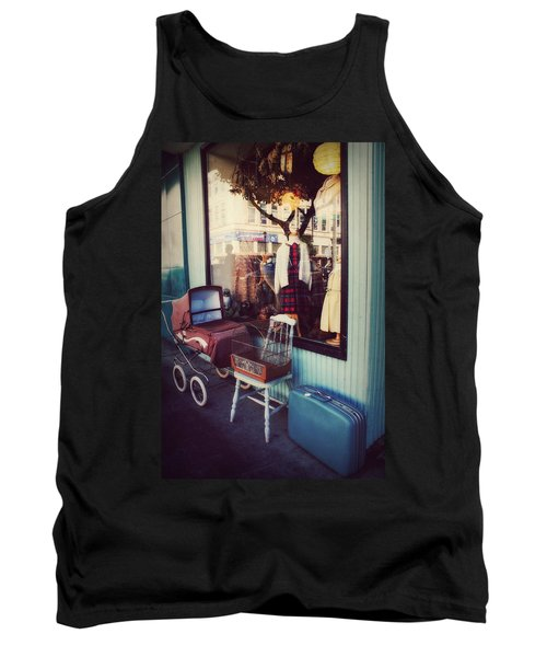 Vintage Memories Tank Top by Melanie Lankford Photography