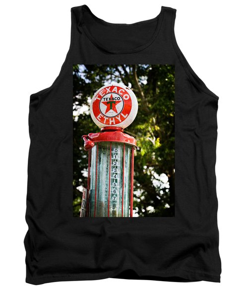 Vintage Texaco Gas Pump Tank Top