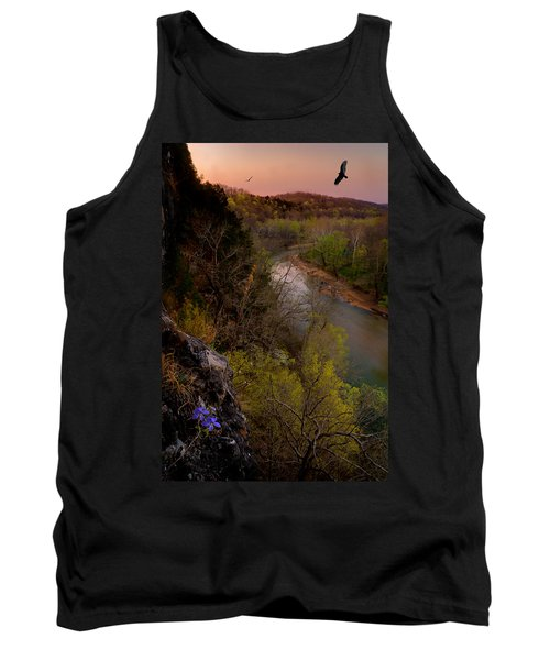 Violet And Vultures Tank Top