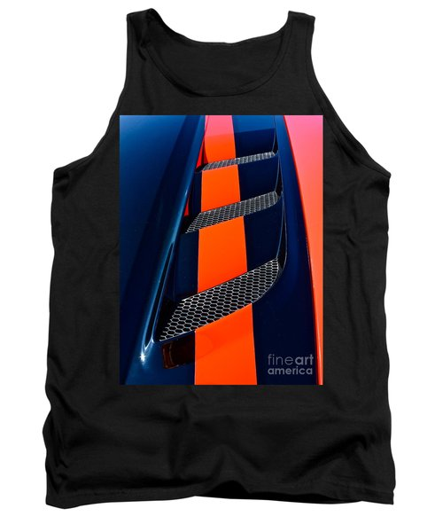 Viper Tank Top by Linda Bianic