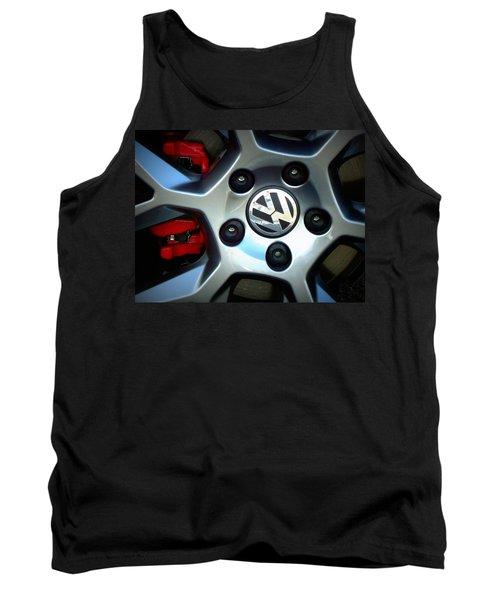 Vw Gti Wheel Tank Top