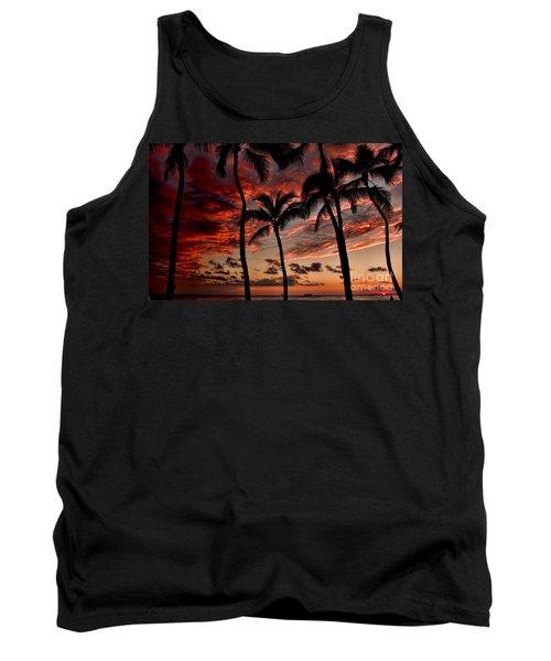 Waikiki Sunset Tank Top