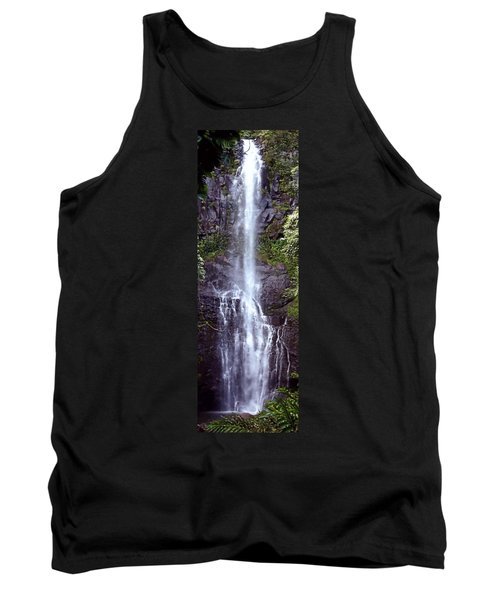 Wailua Falls Maui Hawaii Tank Top