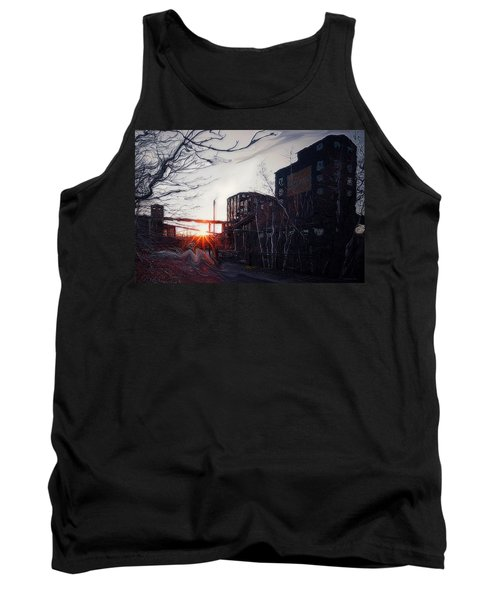 Waiting For Spring... Tank Top