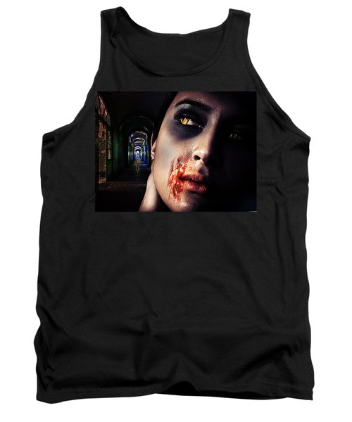 Waiting For You Tank Top by Nathan Wright