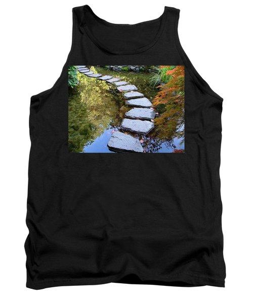 Walk On Water Tank Top
