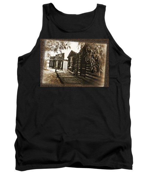 Walking Backwards Tank Top