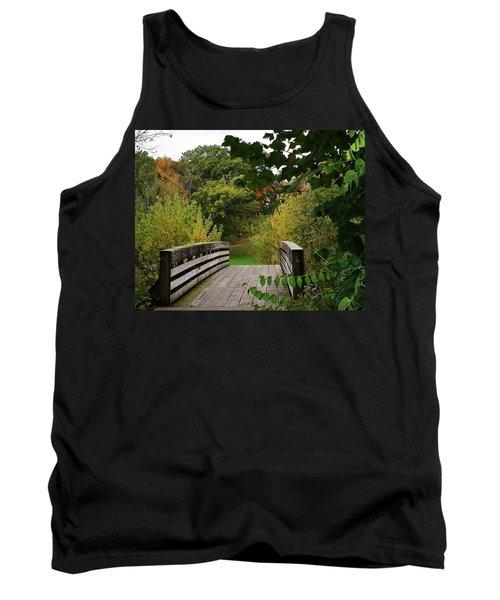 Walking Bridge Tank Top