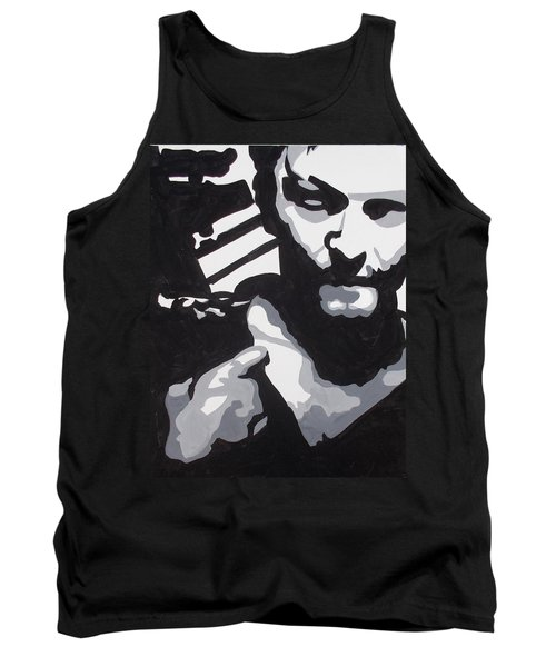 Walking Dead Daryl Close Tank Top