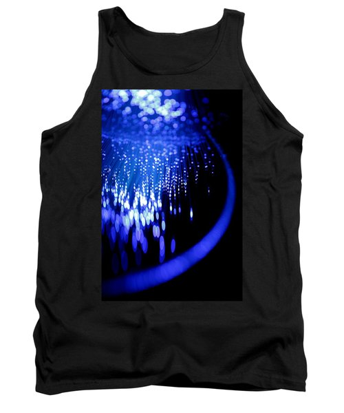 Tank Top featuring the photograph Walking On The Moon by Dazzle Zazz