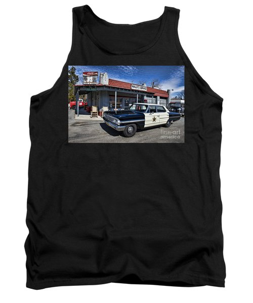 Wallys Service Station Tank Top