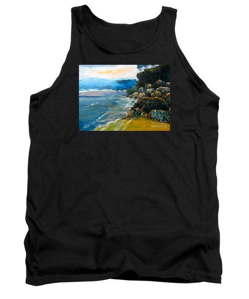 Walomwolla Beach Tank Top by Pamela  Meredith