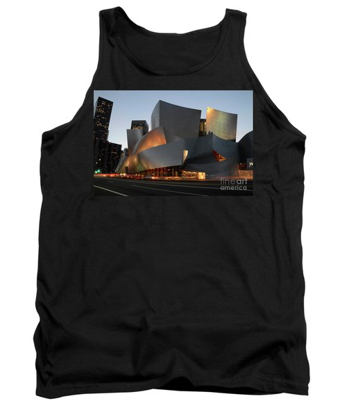 Walt Disney Concert Hall 21 Tank Top