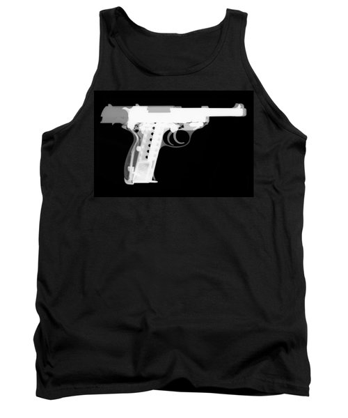 Walther P38 Reverse Tank Top
