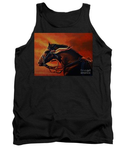War Horse Joey  Tank Top