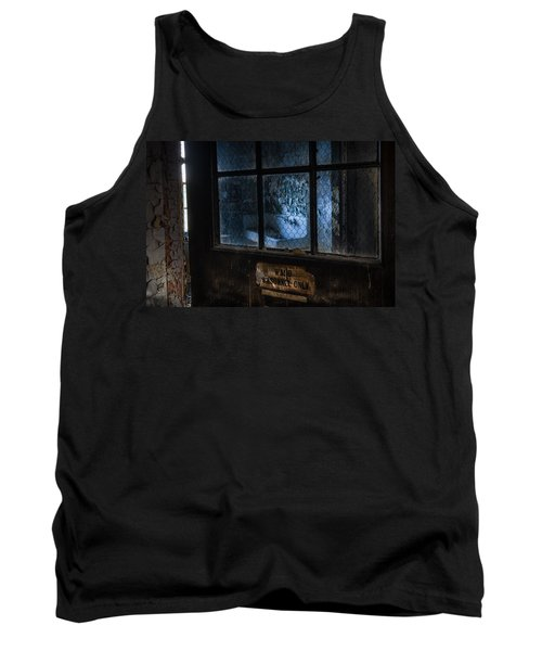 Tank Top featuring the photograph Ward Personnel Only by Gary Heller