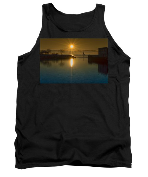 Warming Sun Tank Top by James  Meyer