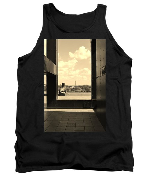Washington Dc Framed Tank Top
