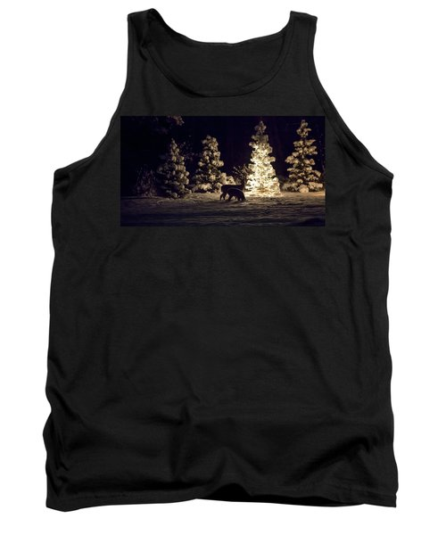 Tank Top featuring the photograph Watchful Eye by Aaron Aldrich