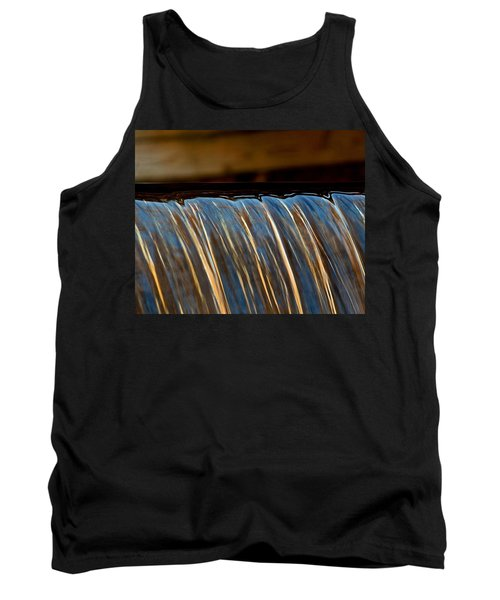 Water Falls Edge 3 Tank Top
