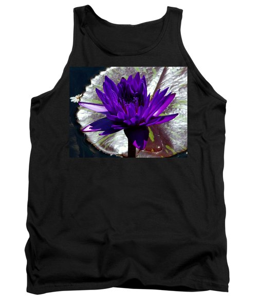 Water Lily 008 Tank Top