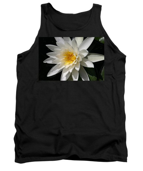 Tank Top featuring the photograph Water Lily  by Denyse Duhaime