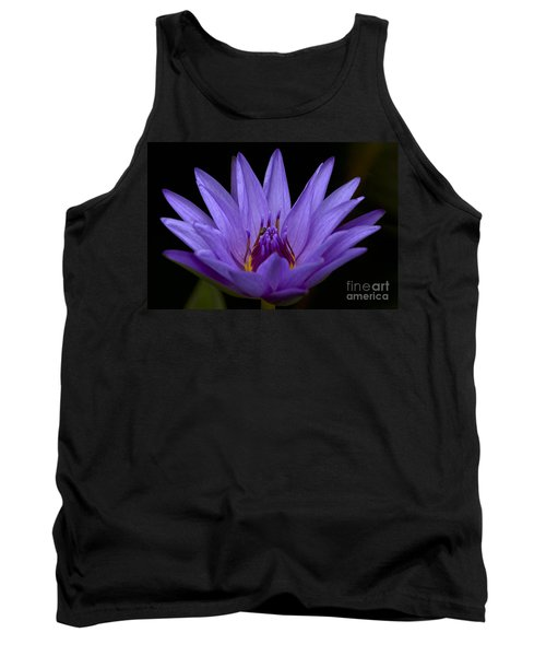 Tank Top featuring the photograph Water Lily Photo by Meg Rousher