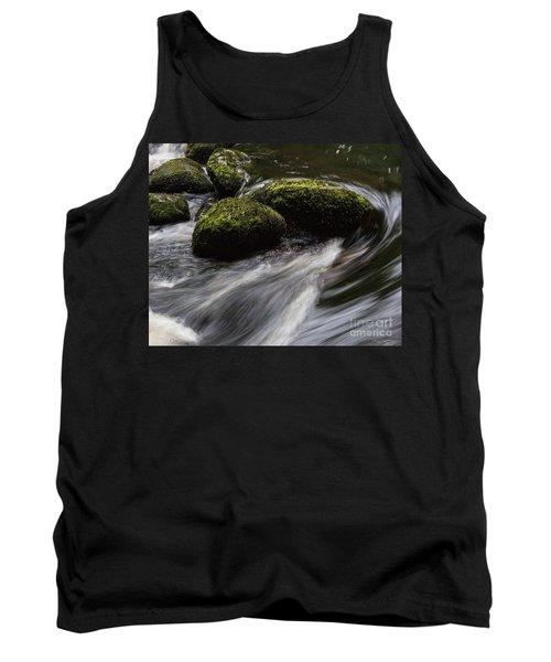 Water Swirl Tank Top